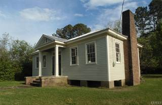 Single Family for sale in 508 High Street, Gatesville, NC, 27938