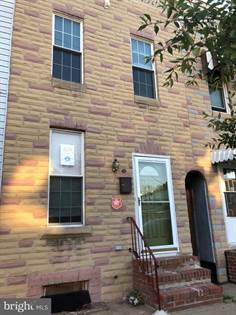 Residential Property for sale in 3602 5TH ST, Baltimore City, MD, 21225