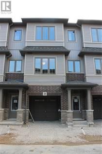 Single Family for rent in 124 COMPASS Trail Unit 29, Cambridge, Ontario, N3E0E3
