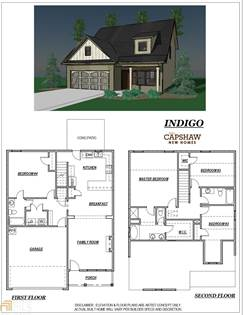 Residential Property for sale in 0 Stanebrook Ct Lot 28, Jackson, GA, 30233