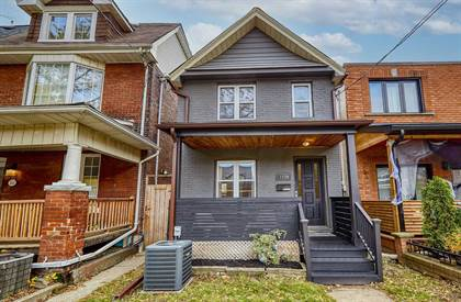 Residential Property for sale in 213 Wallace Ave, Toronto, Ontario, M6H1V5