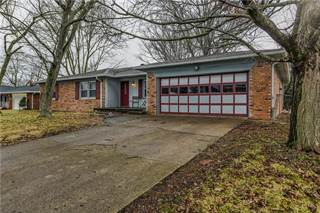 Single Family for sale in 6409 Woodwind Drive, Indianapolis, IN, 46217