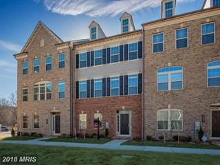 Townhouse for sale in 605 IRON WAY, Pikesville, MD, 21208