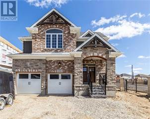 Single Family for sale in Lot 1 -  184 Forest Creek Drive, Kitchener, Ontario, N2C2V6