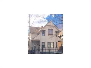 Multi-family Home for sale in 1513 MORRELL Street, Detroit, MI, 48209