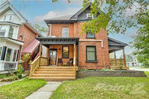 Residential Property for sale in 62 PALMERSTON Avenue, Brantford, Ontario, N3T 4L3