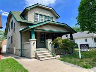Multi-family Home for sale in 1532 EUCLID Street, Lincoln Park, MI, 48146