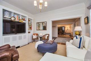 Townhouse for rent in 1927 Jackson Street, San Francisco, CA, 94109