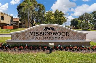 Condo for sale in 8390 N Missionwood Cir  #D-18, Miramar, FL, 33025