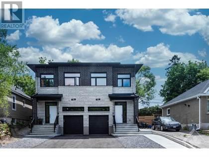Multi-family Home for sale in 155 LONGPRE STREET, Ottawa, Ontario, K1L7J5