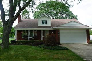 Single Family for rent in 34276 GROVE Drive, Livonia, MI, 48154