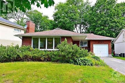 Single Family for sale in 2116 WOODCREST ROAD, Ottawa, Ontario, K1H6H8