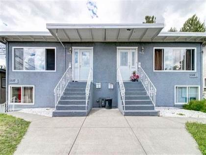 Multi-family Home for sale in 1335 KAMLOOPS STREET, New Westminster, British Columbia, V3M1V5