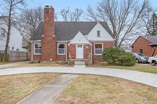Single Family for sale in 18239 WESTOVER Avenue, Southfield, MI, 48075