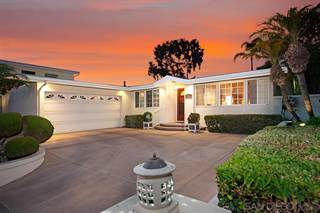 Single Family for sale in 3563 Elsinore Place, San Diego, CA, 92117