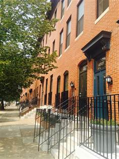 Apartment for rent in 1500 block of West Fayette St., Baltimore City, MD, 21223