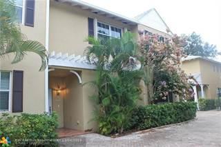Townhouse for sale in 1210 W Las Olas Blvd 1210, Fort Lauderdale, FL, 33312