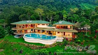 Residential Property for sale in One-of-a-Kind Estate with Rainforest and Ocean Views in Escaleras, Dominical, Puntarenas