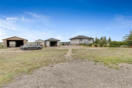Single Family for sale in 232048 Rng Rd 250, Strathmore, Alberta