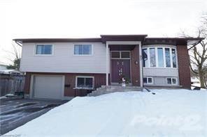 Residential Property for sale in 90 GLEN AVON Crescent, Kitchener, Ontario, N2N 1C3