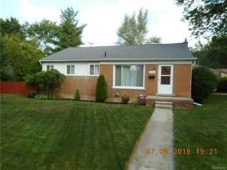 Single Family for rent in 23631 BICKING Court, Farmington, MI, 48336