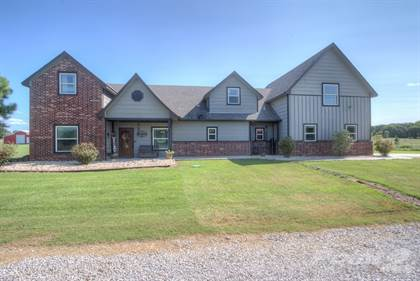 Single-Family Home for sale in 16800 S 4210 Rd , Claremore, OK, 74017