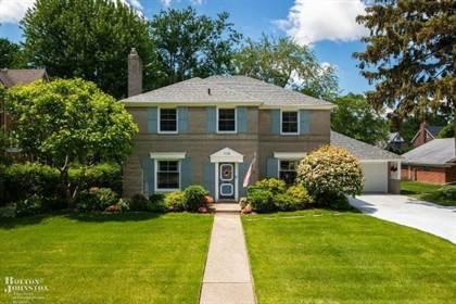 Residential Property for sale in 1151 Buckingham Rd, Grosse Pointe Park, MI, 48230