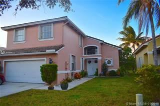 Single Family for sale in 15291 SW 50th St, Miramar, FL, 33027