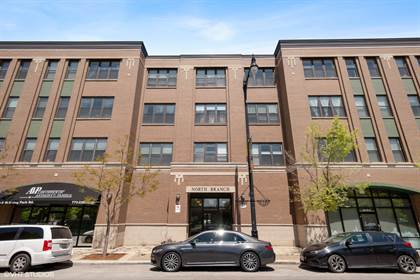 Residential Property for sale in 2510 West Irving Park Road 410, Chicago, IL, 60618