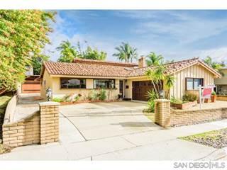 Single Family for sale in 6343 Lake Dora Ave, San Diego, CA, 92119
