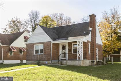 Residential Property for sale in 5511 WESLEY AVENUE, Baltimore City, MD, 21207