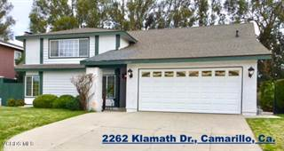 Single Family for sale in 2262 Klamath Drive, Camarillo, CA, 93010