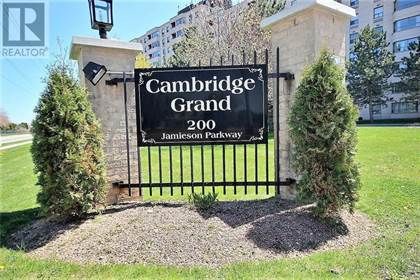 Single Family for sale in 802 -JAMIESON Parkway SE 200, Cambridge, Ontario, N3C4B5