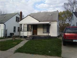 Single Family for sale in 19440 RUTHERFORD Street, Detroit, MI, 48235