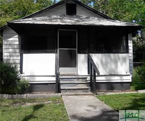 Single Family for sale in 1212 E 70th Street, Savannah, GA, 31404