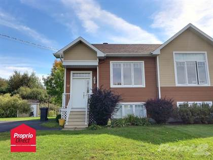 Residential Property for sale in 34 Rue Martel, Warwick, Quebec, J0A1M0