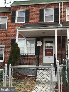 Residential Property for sale in 509 SUNSET ROAD, Baltimore City, MD, 21223