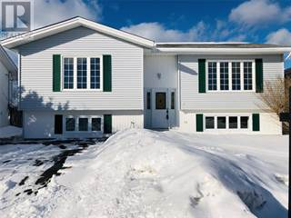 Single Family for sale in 2 EDWARD'S Place, Mount Pearl, Newfoundland and Labrador, A1N3V4