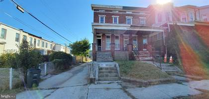 Residential Property for sale in 2901 WINDSOR AVENUE, Baltimore City, MD, 21216