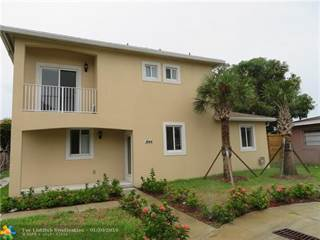 Townhouse for sale in 1944 Sheridan St North Side, Hollywood, FL, 33020
