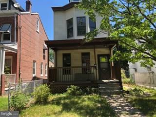 Single Family for sale in 818 FRANKLIN STREET, Trenton, NJ, 08610