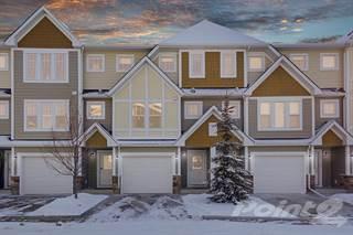 Townhouse for sale in 311 AUBURN BAY CI SE, Calgary, Alberta, T3M 1S6