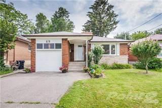 Residential Property for sale in Toronto Ontario M1T2T3 ( Tam O'Shanter-Sullivan ), Toronto, Ontario