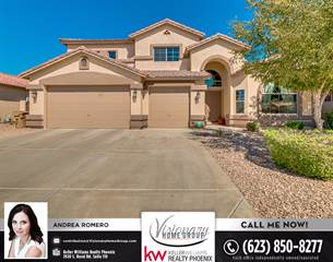 Single Family for sale in 15150 W ROMA Avenue, Goodyear, AZ, 85395
