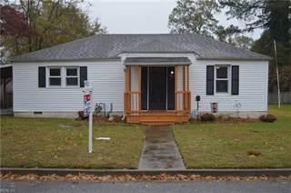 Single Family for sale in 6 Pollux Circle W CI, Portsmouth, VA, 23701