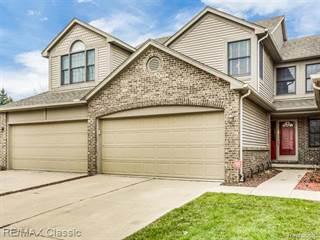 Condo for sale in 45173 Horseshoe Circle, Canton, MI, 48187
