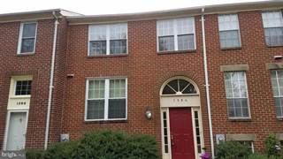 Townhouse for sale in 1584 DOCKSIDE DR, Frederick, MD, 21701