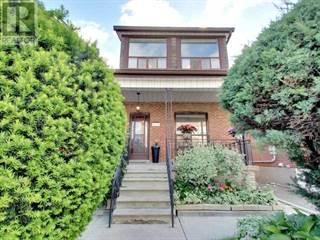 Single Family for sale in 127 NORTHCLIFFE BLVD, Toronto, Ontario