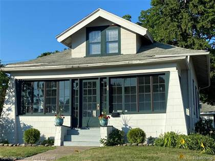 Residential for sale in 60 WASHINGTON ST, Oxford, MI, 48371