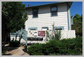 Apartment for rent in 963 MARINE STREET, Boulder, CO, 80302